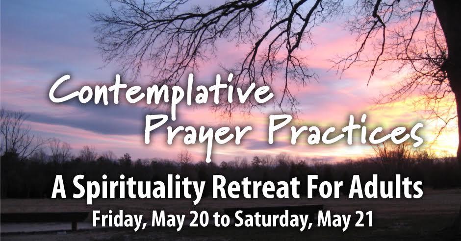 Contemplative Prayer Photo for facebook