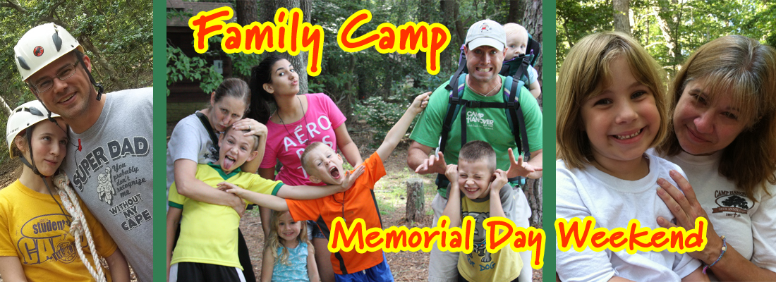 Family Camp at Camp Hanover - Labor Day Weekend