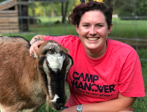 Camp Hanover Welcomes Associate Director of Outdoor Ministry