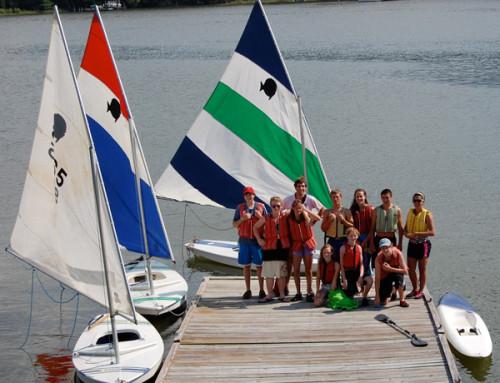 Summer Camp Spotlight: Nail & Sail